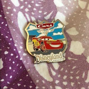 Cars Land Trading Disney Pin